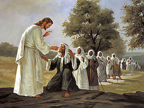 Healing of the Ten Lepers