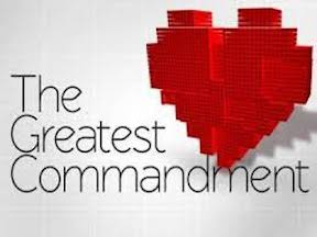 New Testament Commandment LOVE
