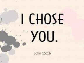 Chosen by God in Christ