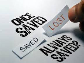 Once Saved Always Saved?